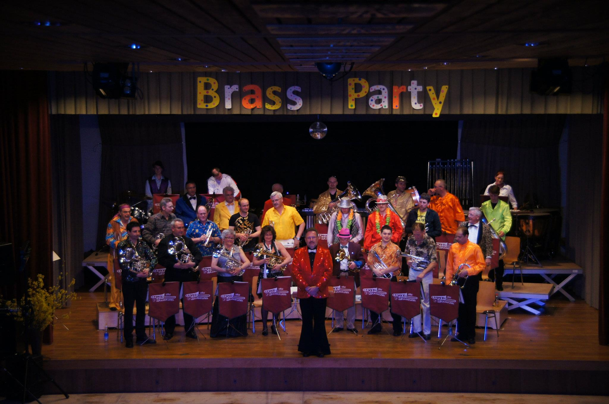 Brass Party